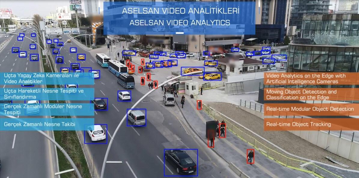 ASELSAN'ın kent güvenliği yönetim sistemleri yaygınlaşıyor