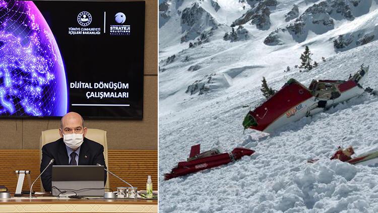 İçişleri Bakanı Soylu'dan 'Yazıcıoğlu' açıklaması: Kasıt varsa mahkeme bir sonuca ulaşacak