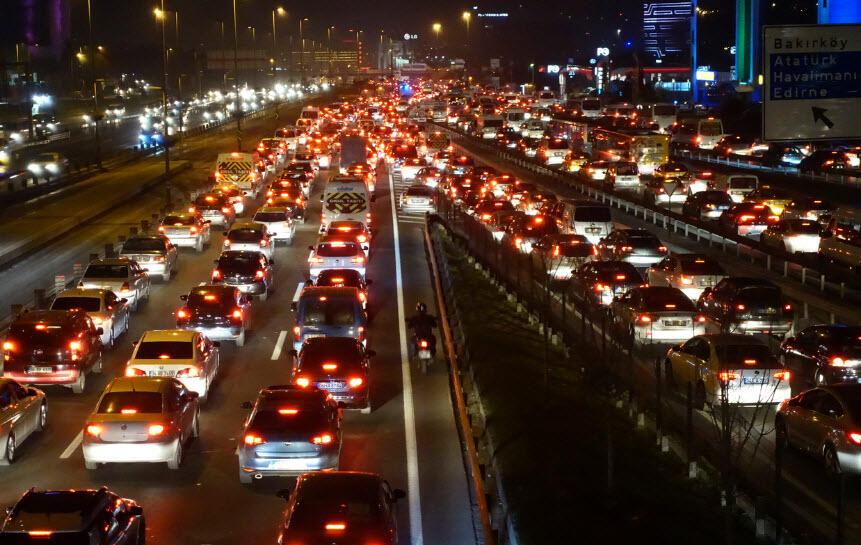 ASELSAN trafik sorununu çözmek için düğmeye bastı