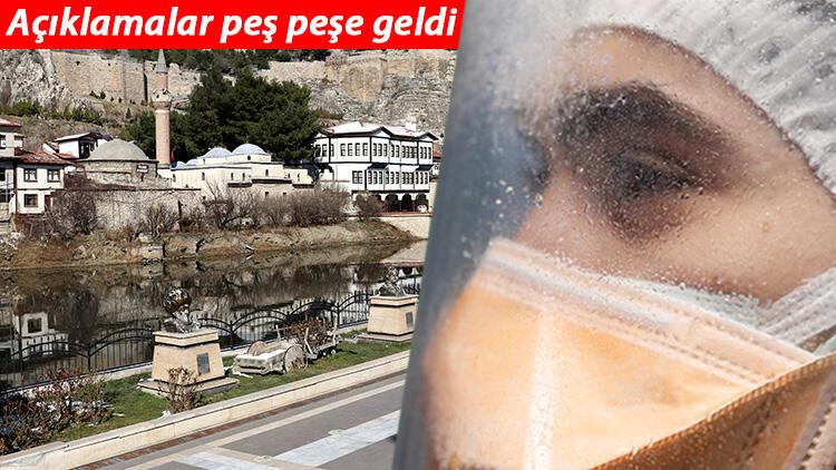 Çok yüksek riskli Amasya ve Konya'da harekete geçildi! '14 gün evden çıkmayın'