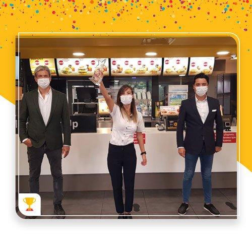 McDonald's Türkiye'nin ilham veren kadınları…