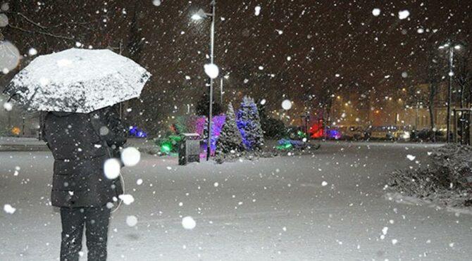 Meteoroloji'den yoğun kar, kuvvetli yağmur ile rüzgar ve çığ uyarısı