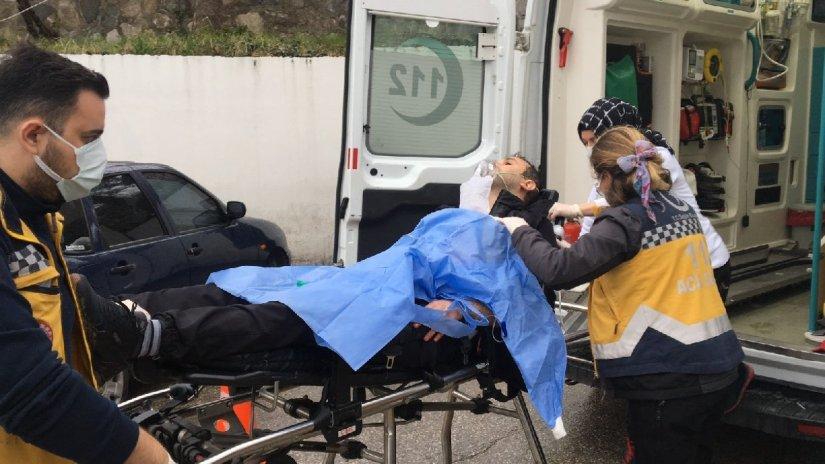 Yarım saat içerisinde üç kişiyi bıçakladı
