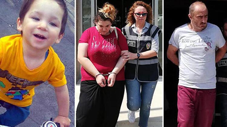 İzmir'de 5 yaşındaki çocuğun ölü bulunmasıyla ilgili annesi ile erkek arkadaşının yargılanmasına devam edildi
