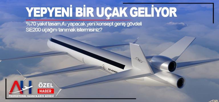 Yepyeni Bir Uçak Geliyor…