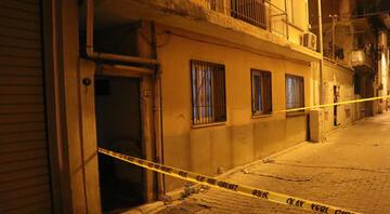 İzmirde korkunç olay Cam kırılma sesini duyanlar polisi aradı...