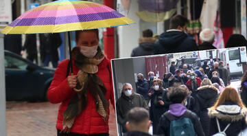 Kentte koronavirüs alarmı Yoğun bakımlarda korkutan artış
