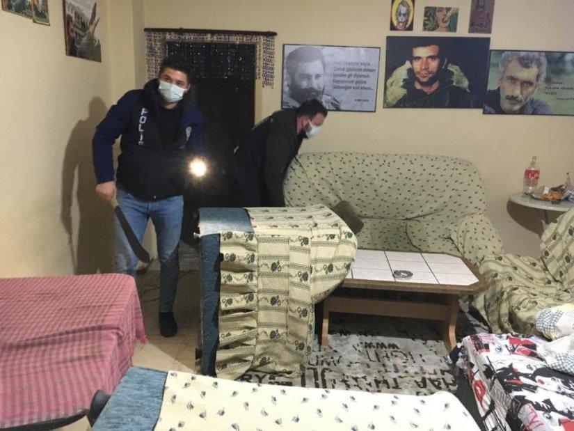 Ankara'da gasp çetesine operasyon: Çok sayıda kişi yakalandı