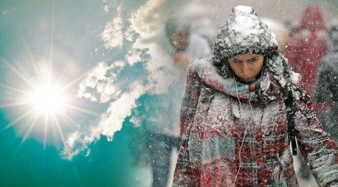 Karlı günler gidiyor bahar havası geri dönüyor