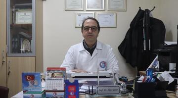 Prof. Dr. Alper Şenerden mutasyonlu virüse karşı çift maske uyarısı