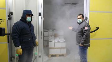 Sağlık Bakanlığından BioNTech-Pfizer aşısı açıklaması -80 derecede özel koşullarda saklanıyor