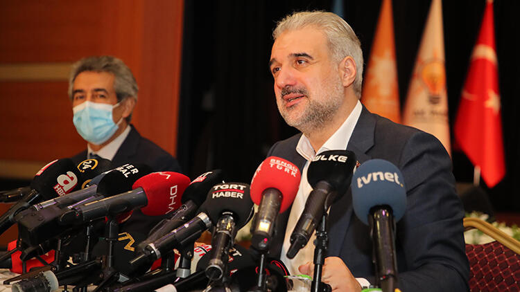 AK Parti İstanbul İl Başkanı Osman Nuri Kabaktepe'den kahve daveti açıklaması