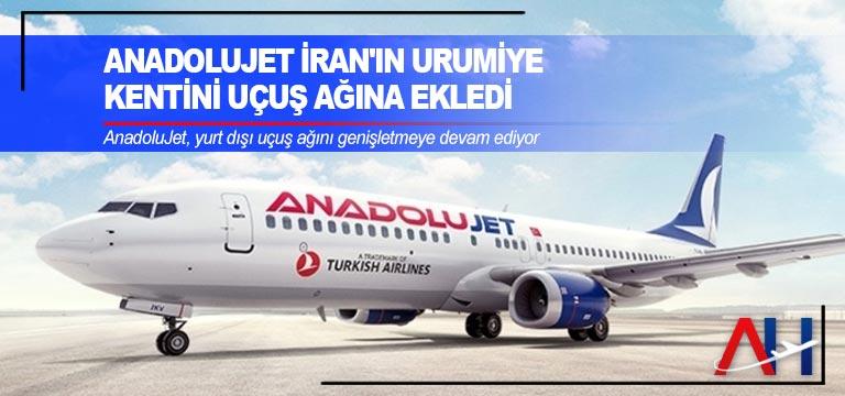 AnadoluJet, yurt dışı uçuş ağını genişletmeye devam ediyor