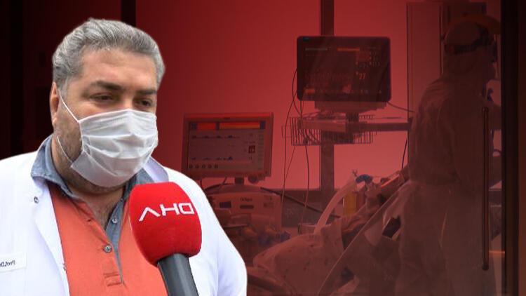 Cerrahpaşa Profesörü İkizeli'den korkutan uyarı! 'Acil servislerde hasta bakamayacağız'