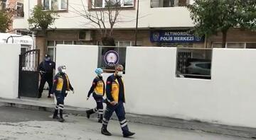 Maske uyarısı yapan sağlık çalışanlarına saldırı
