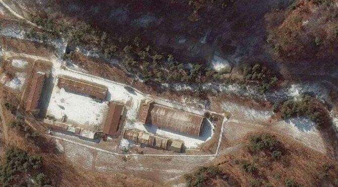 Kuzey Kore'nin yeni nükleer tesisleri uyduda ortaya çıktı