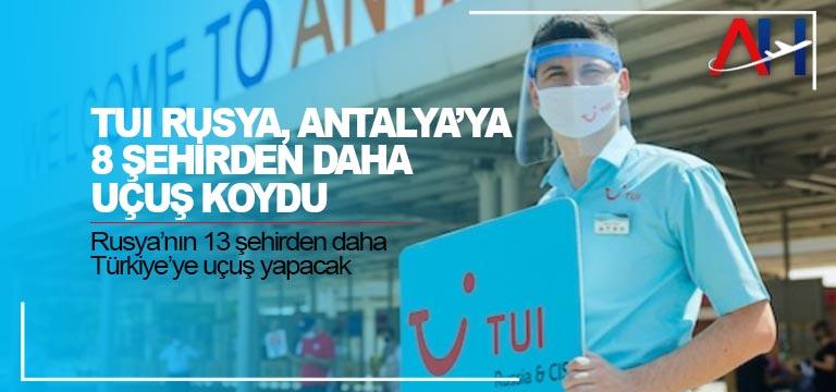TUIRusya'nın Türkiye atakları devam ediyor