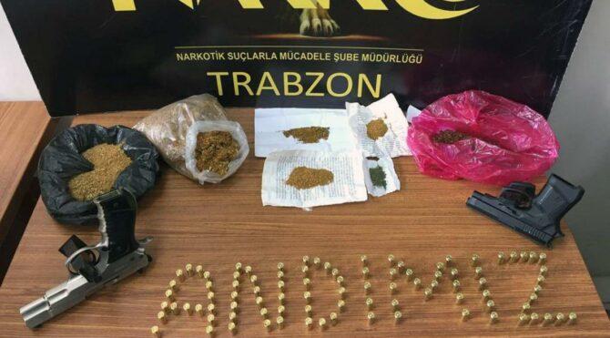 Trabzon Emniyeti'nden 'Andımız' göndermesi