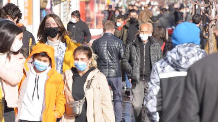 Vaka oranı yükselen Erzurum'da 'turuncu' endişesi