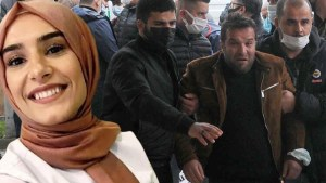 Otomobiliyle 15 metreden uçup hayatını kaybeden hemşire Seycan Alan'a gözyaşlarıyla veda