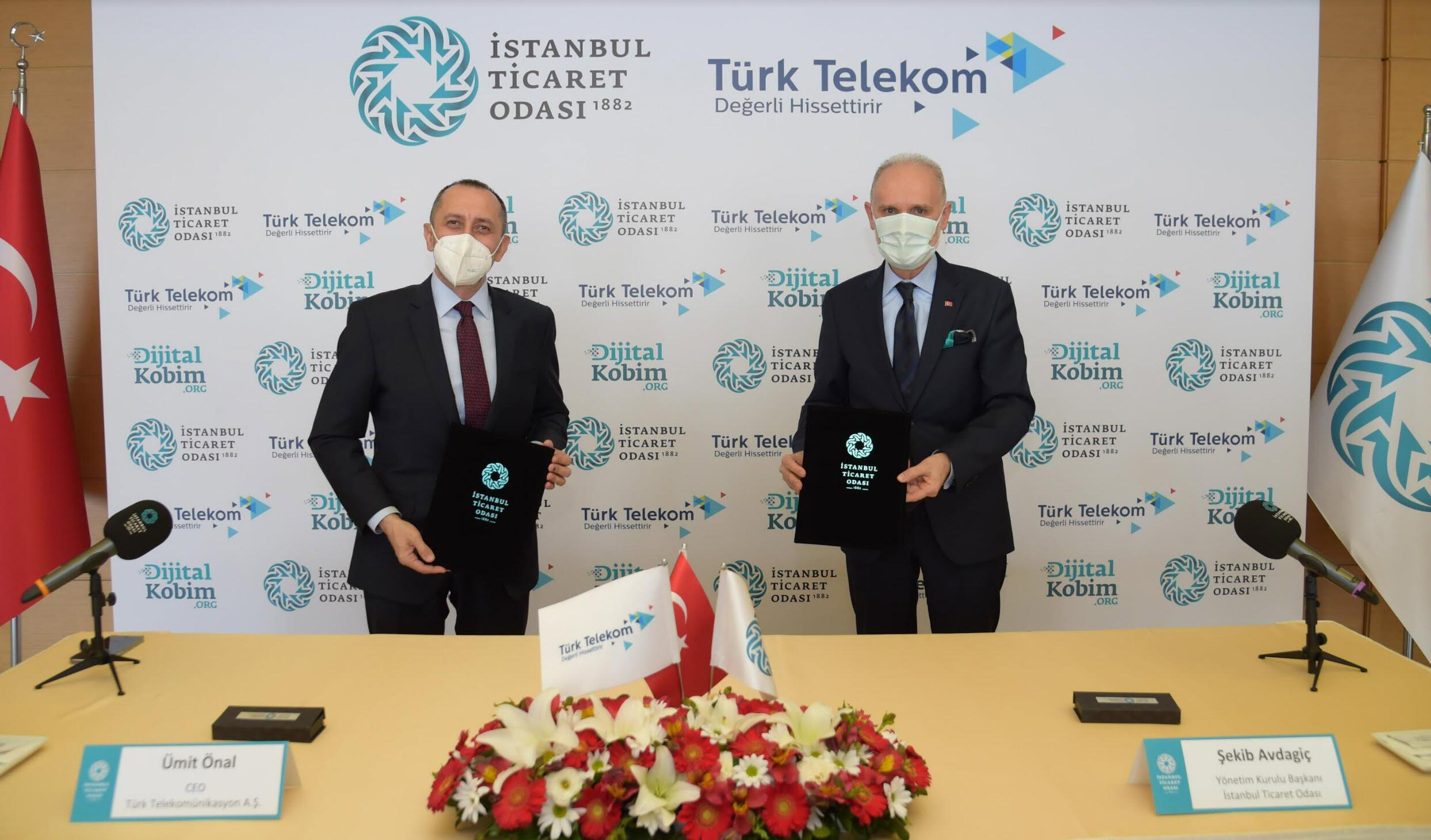 İTO ve Türk Telekom'dan KOBİ'ler için yeni iş birliği