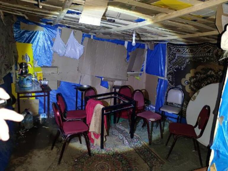 Antalyada kısıtlamada tepki çeken görüntüler Toplanıp parti verdiler