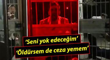 İnsan müsveddesi Sosyal medyada skandal görüntüler sonrası tutuklandı