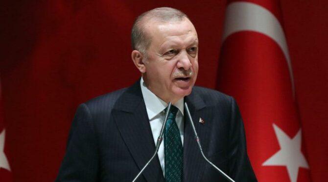 Cumhurbaşkanı Erdoğan: Biden'ın çabalarını takdirle karşılıyoruz