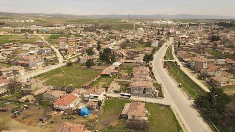 Eskişehir'de 7 bin nüfuslu 2 mahallede 'koronavirüs' karantinası
