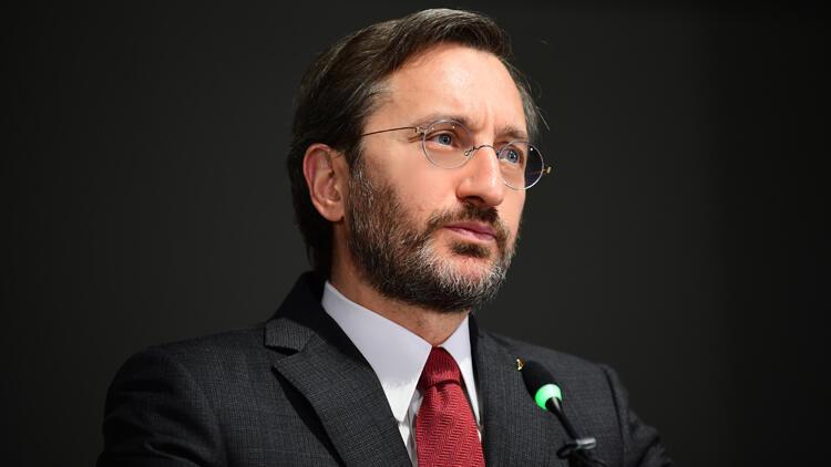 İletişim Başkanı Fahrettin Altun 1915 Olayları Uluslararası Konferansında konuştu