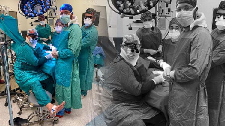 Prof. Dr. Oğuz Basut ameliyat sırasında fenalaştı, böyle tamamladı!