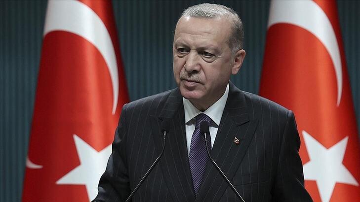 Son dakika haberi: Cumhurbaşkanı Erdoğan'dan 23 Nisan mesajı