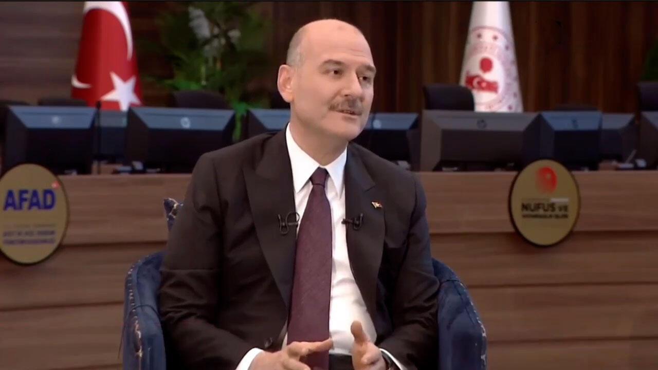 Son dakika haberi... İçişleri Bakanı Süleyman Soylu duyurdu: İstanbul'da bugün katliam önlendi