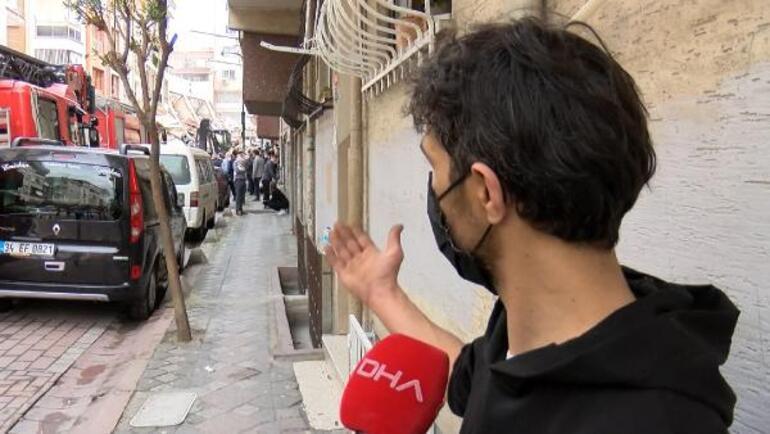 Son dakika haberi: Zeytinburnunda çöken binadaki faciayı önleyen kahraman konuştu..