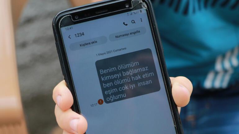Adanada sır gibi olay Telefondaki mesaj sonrası haber alınamadı