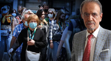 Koronavirüs ile ilgili iki kritik tarihe dikkat çekti... Prof.  Mehmet Ceyhandan çarpıcı sözler...