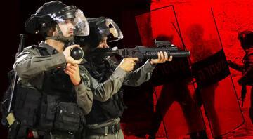 İsrailden hain saldırı Mescid-i Aksada cemaati hedef aldılar; çok sayıda yaralı var... Peş peşe sert tepkiler..