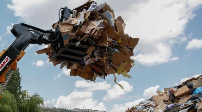 Dünyanın çöp kutusu olduk