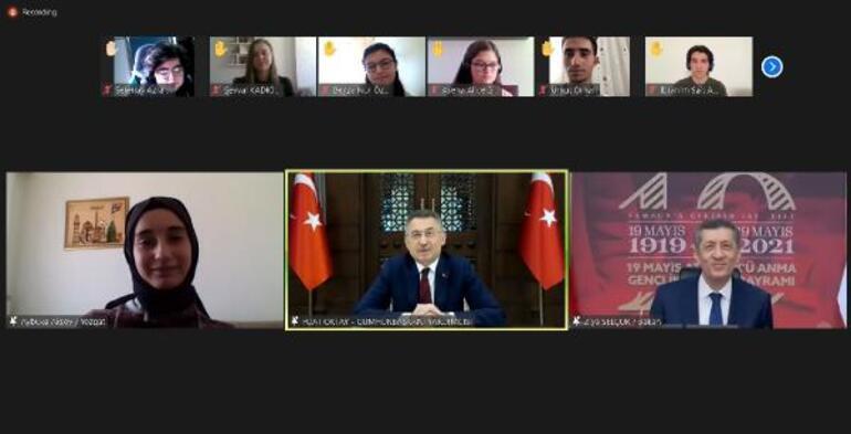 Cumhurbaşkanı Yardımcısı Fuat Oktay: Mazlumların umudu, sessizlerin sesi olacağız