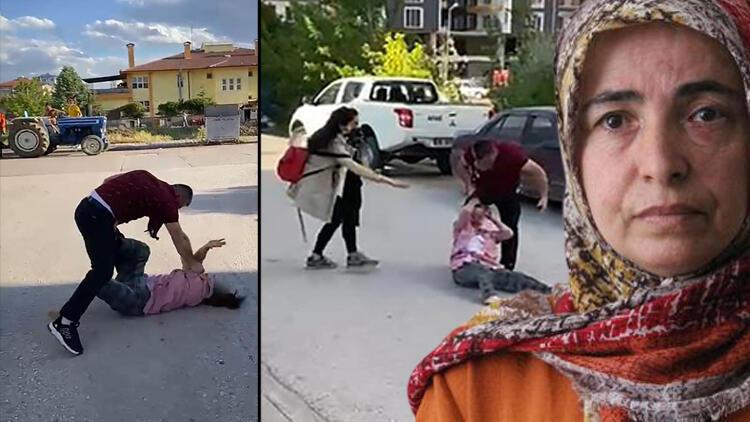 Eski eşi tarafından sokak ortasında acımasızca dövülmüştü! Meryem Y. konuştu: Başka kadınların başına gelmesin