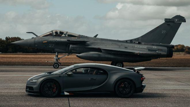 bugatti chiron sport jet fighter 3
