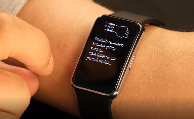 Huawei Watch Fit Elegant incelemesi