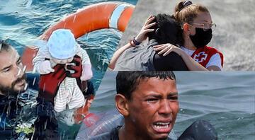 Bir şehir, dünyayı şoke eden üç fotoğraf... Akdenizde neler oluyor