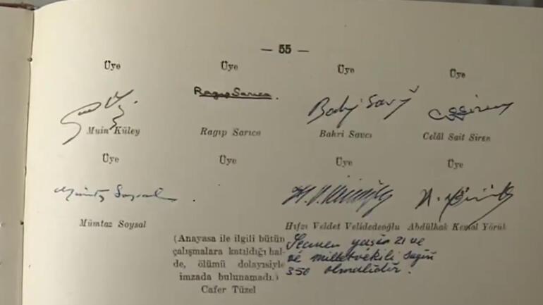1960 darbesine ait özel belgeler… İdama gidecek eşe 100 kelimelik mektup