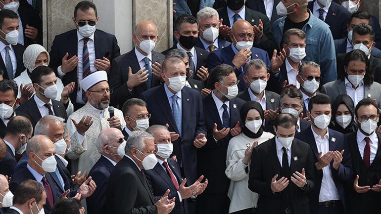Son dakika haberi: Taksim Camii açıldı... Cumhurbaşkanı Erdoğan: Burası İstanbulun fethine de bir hediyedir