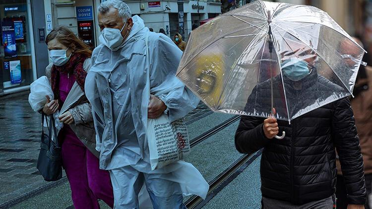 Son dakika haberler: Meteoroloji'den çok sayıda ile sağanak uyarısı
