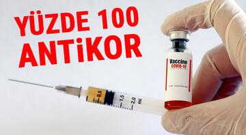 Yerli koronavirüs aşısında umut veren sonuçlar Resmen açıklandı: Yüzde 100 antikor