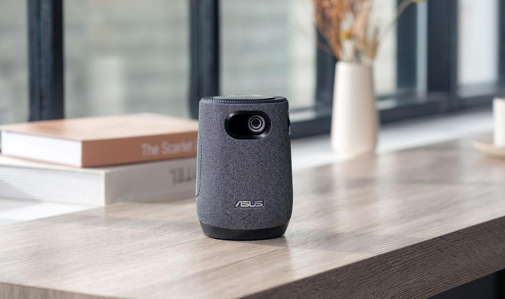 Asus, yeni taşınabilir projektörü ZenBeam Latte L1'i tanıttı