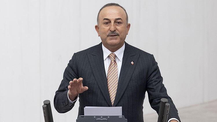 Bakan Çavuşoğlu İsrail'in Filistin saldırılarını tüm boyutlarıyla anlattı: 'Türkiye dünyada vicdanın ve adaletin sesidir ve sesi olmaya devam edecektir'