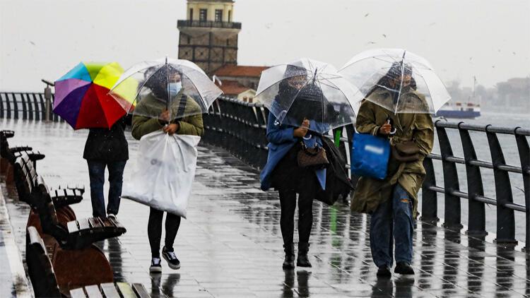 Bugün hava nasıl olacak? Meteoroloji'den İstanbul ve çok sayıda kente uyarı